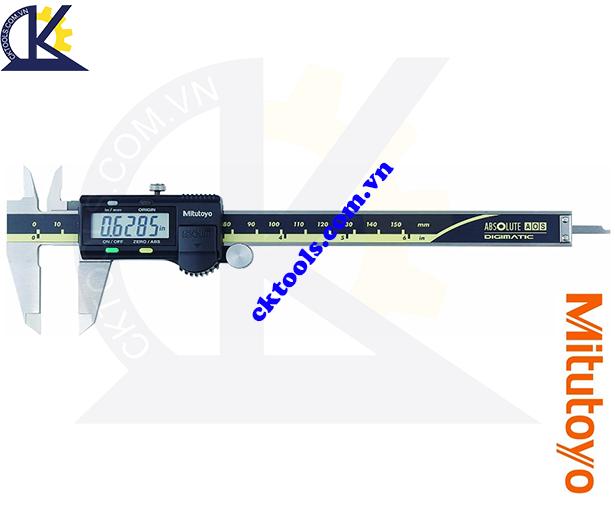 Thước cặp điện tử MItutoyo 0-6'/0-150mm/0.01mm, Thước Mitutoyo 500-171-30, thước kẹp điện tử Mitutoyo 0-6'/0-150mm/0.01mm, Thước đo Mitutoyo 500-171-30 0-6'/0-200mm/0.01mm