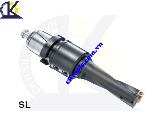 Đầu kẹp dao NIKKEN NC5-63-SL, Holder NIKKEN NC5-63-SL, SIDE LOCK HOLDER FOR DRILL NC5-63-SL