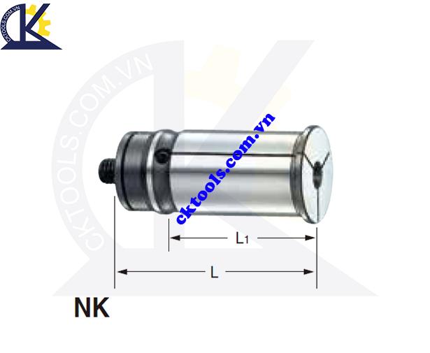 Ống kẹp dao NK, Holder NK, STRAIGHT COLLET NK