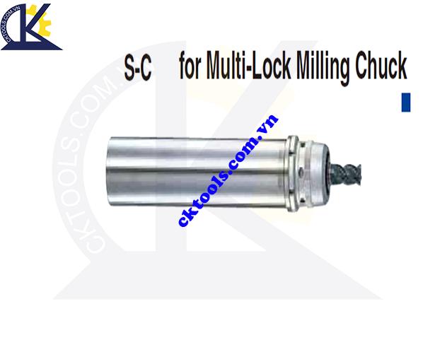 Cán nối S-C42, Holder S-C42, STRAIGHT SHANK MILLING CHUCK S-C42