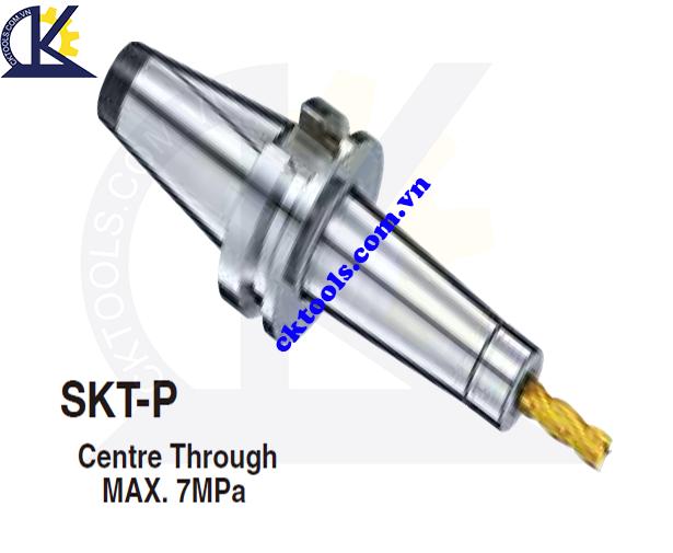 Đầu kẹp dao NIKKEN BT40-SKT-P, Holder NIKKEN BT40-SKT-P, HIGH SPEED SLIM CHUCK B40T-SKT-P