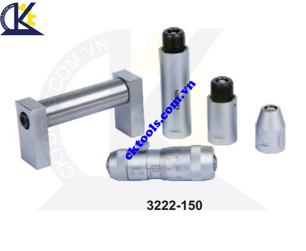 Panme đo trong  dạng ống  INSIZE 3222-150 ,   TUBULAR INSIDE  MICROMETERS  3222-150