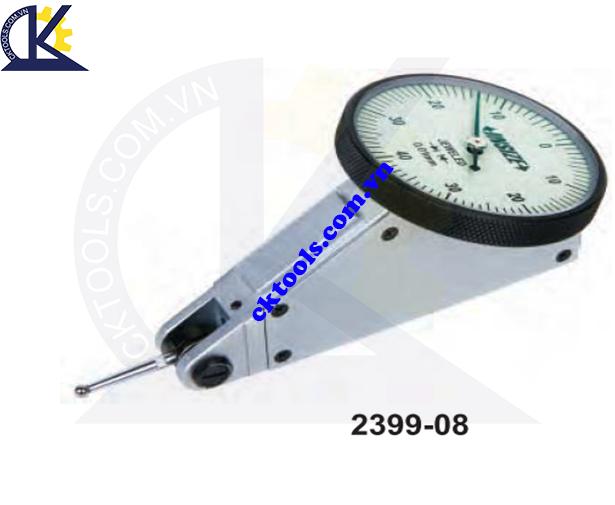 Đồng hồ so chân gập   INSIZE   2399-08  ,  TILTED FACE   TYPE  DIAL  TEST  INDICATOR   2399-08