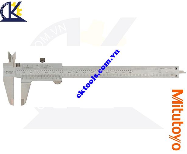 Thước cặp cơ khí Mitutoyo 0-6''/0-150mm/0.02mm 530-312, Thước cặp Mitutoyo 0-6''/0-150mm/0.02mm, Thước kẹp cơ khí Mitutoyo 0-6'/0-150mm/0.02mm, Thước Mitutoyo 0-6'/0-150mm/0.02mm