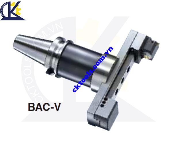 Đài dao NIKKEN NBT40-BAC-V, Holder NIKKEN NBT40-BAC-V, BALANCE-CUT BAC ADVANCED BORING ARBOR FOR LARGE DIA NBT40-BAC-V