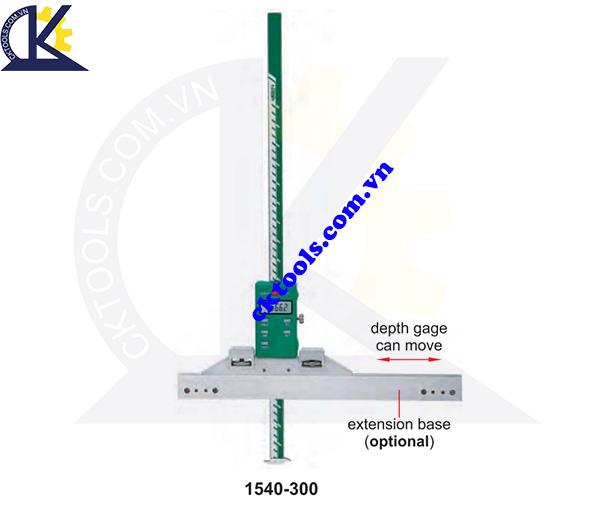 Thước đo sâu điện tử  INSIZE  1540-300 ,   DIGITAL DOUBLE HOOK DEPTH GAGE    1540-300