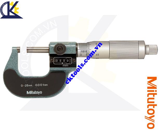 Panme Mitutoyo 50-75mm/0.001mm, Panme đo ngoài Mitutoyo 50-75mm/0.001mm, Panme cơ khí Mitutoyo 50-75mm/0.001mm, Panme đo ngoài hiển thị số Mitutoyo 193-113 50-75mm/0.001mm