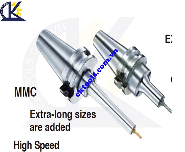 Ống kẹp dao MMC 30, Holder MMC 30, Mini- Mini Chuck MMC30