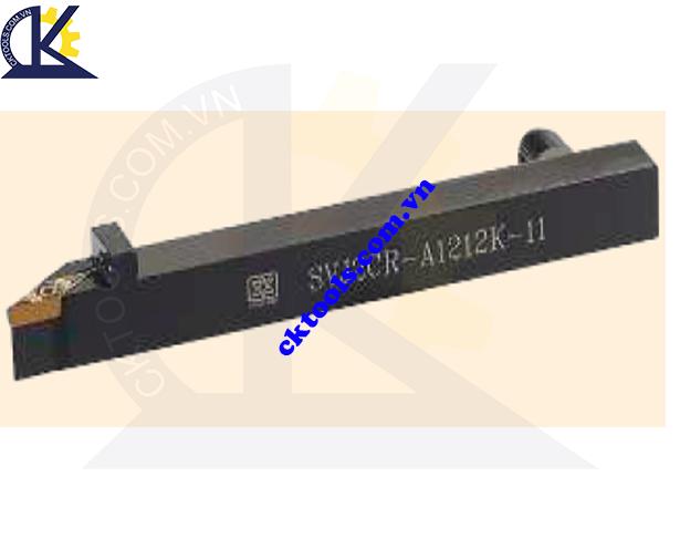 Cán dao tiện SHAN GIN  SVJ2CR-A1212K-11 , SVJ2C-A   SVJ2CR-A1212K-11
