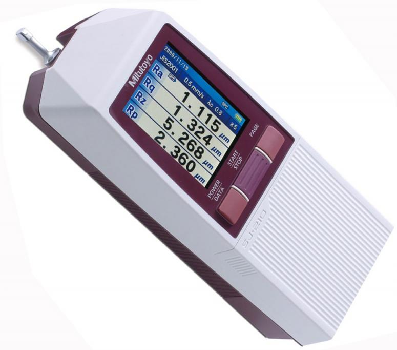 Máy đo độ nhám bề mặt cầm tay SJ210/0.75mN