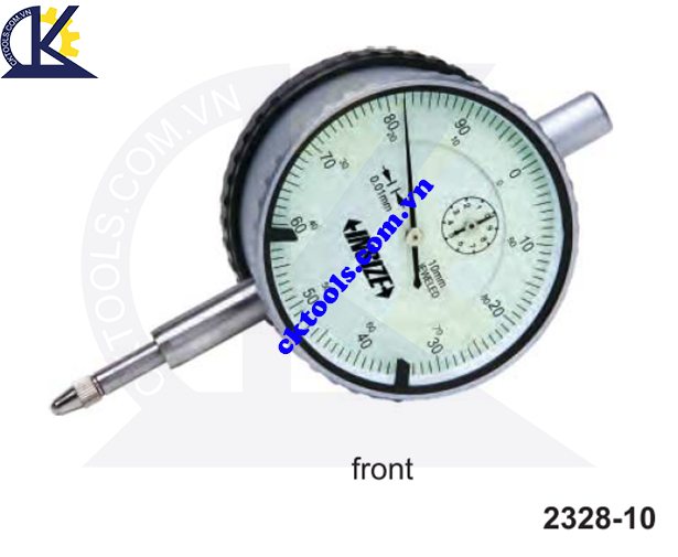 Đồng hồ so  INSIZE    2328-10  , DOUBLE FACE  DIAL  INDICATOR   2328-10