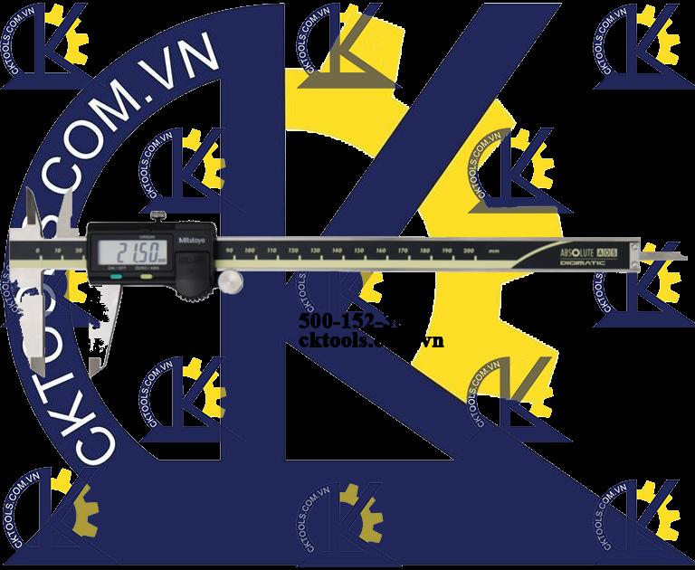 Thước cặp điện tử 0-200mm/0.01mm-500-152-30
