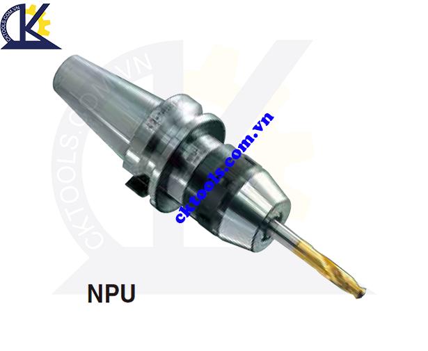 Đầu kẹp mũi khoan NIKKEN NBT30-NPU, Holder NIKKEN NBT30-NPU, NC DRILL CHUCK NBT30-NPU
