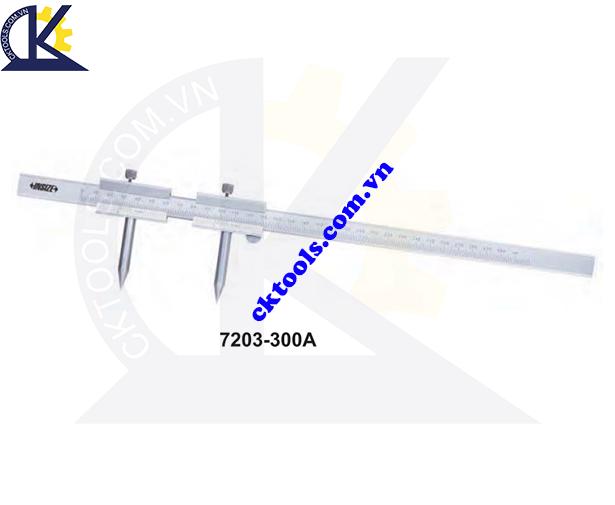 Thước cặp cơ khí  INSIZE   7203-300A ,  SCRIBING CALIPER  7203-300A