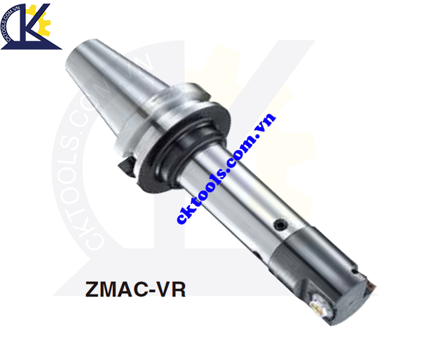 Đầu doa lỗ NIKKEN BT40-ZMAC-VR, Holder NIKKEN BT40-ZMAC-VR, ZMAC ADVANCED BORING ARBOR BT40-ZMAC-VR