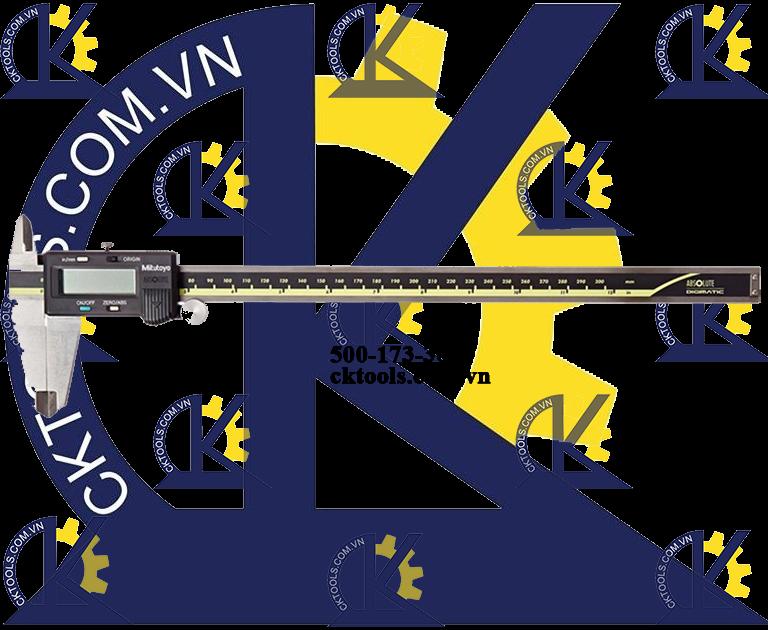Thước cặp điện tử 0-12''/0-300mm x 0.01mm-500-173-30