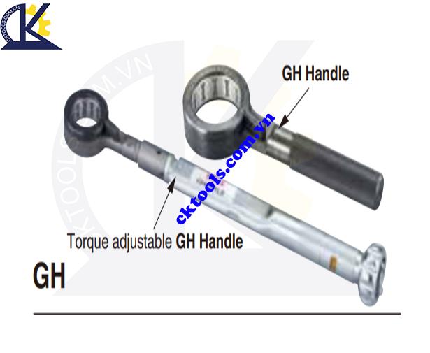 Chìa vặn GH, Chìa tháo ráp GH, Holder GH, GH Handle Tooling