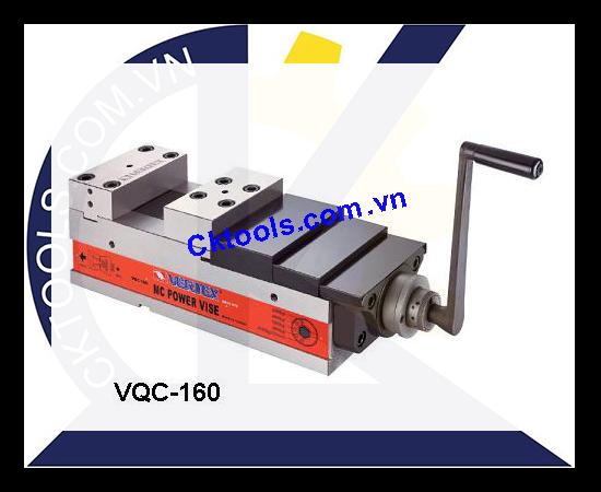 Ê tô máy phay VCQ-100, VCQ-125, VCQ-160, VCQ-160L, VCQ-200L