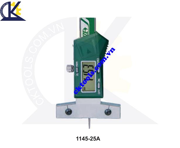 Thước đo sâu điện tử  INSIZE  1145-25A ,   MINI DIGITAL  DEPTH GAGES   1145-25A