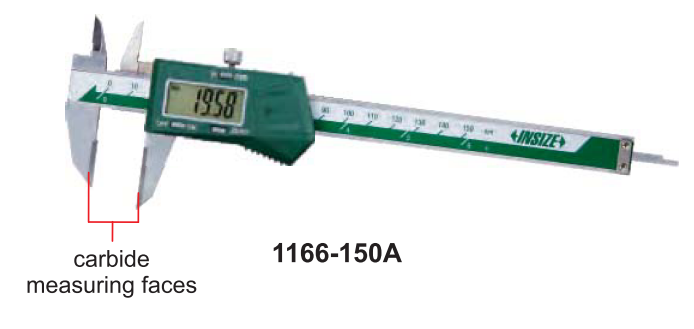 Thước cặp điện tử  INSIZE  1166-150A  , DIGITAL SCRIBING CALIPERS   1166-150A