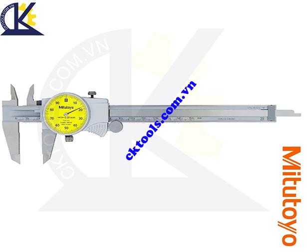 Thước cặp đồng hồ Mitutoyo 0-150mm/0.01mm, Thước cặp cơ khí Mitutoyo 0-150mm/0.01mm, Thước cặp đồng hồ 0-150mm/0.01mm, Thước Mitutoyo 0-150mm/0.01mm