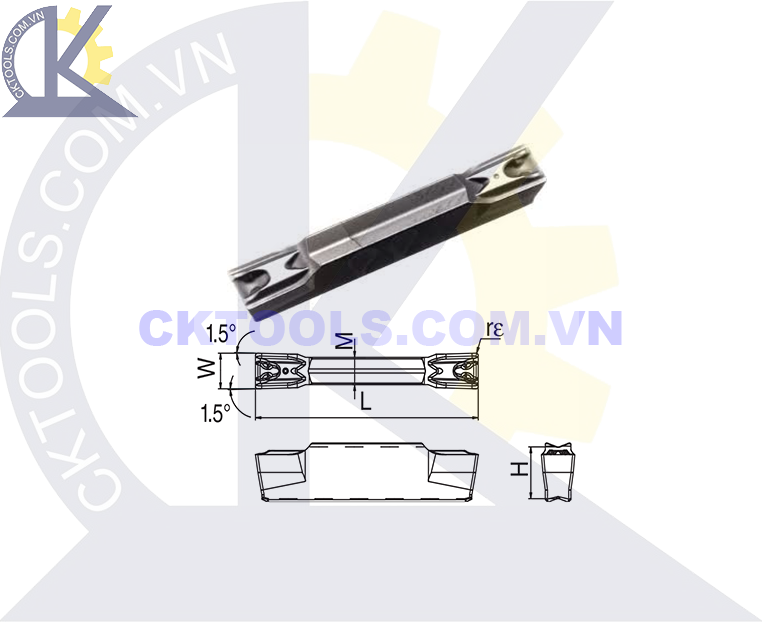 Insert Kyocera GDM3020N-040GL, Dao cắt Kyocera GDM3020N-040GL, Mảnh tiện Kyocera GDM3020N-040GL, Mũi dao tiện Kyocera GDM3020N-040GL, Mũi dao cắt GDM3020N-040GL