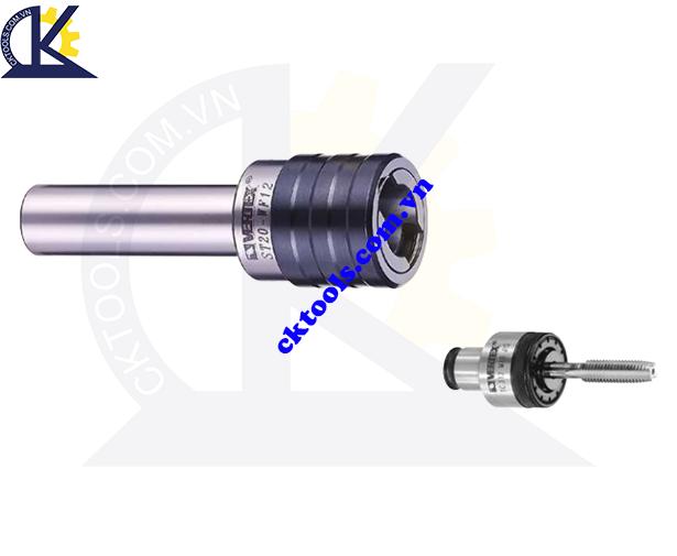 Bầu kẹp ta rô kiều collet thay nhanh  VERTEX  ST20-WF12, ST32-WF12, ST20-WF20, ST32-WF33