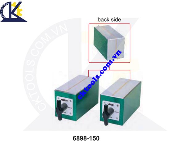 Đế từ  INSIZE  6898-150 , MAGNETIC RECTANGULAR BLOCKS   6898-150