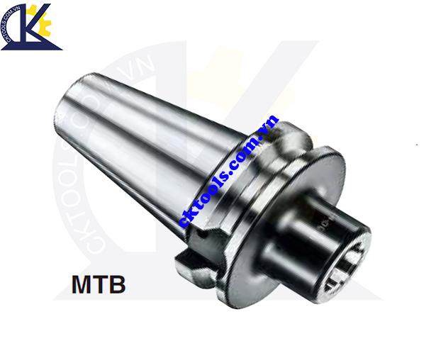 Đầu kẹp dao NIKKEN BT30-MTB, Holder NIKKEN BT30-MTB, MORESE TAPER ADAPTER B TYPE WITH DRAW BOLT BT30-MTB