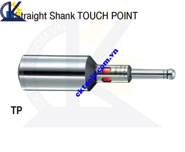 Đầu chia tâm NIKKEN TP, Holder NIKKEN TP, STRAIGHT SHANK TOUCH POINT TP (ELECTRONIC SENSOR)