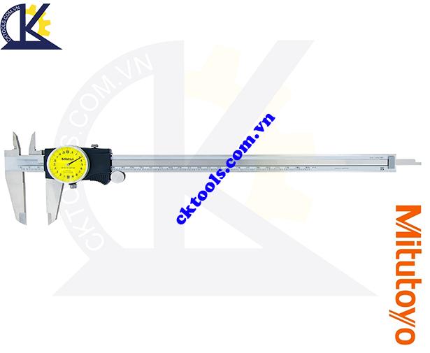 Thước cặp đồng hồ Mitutoyo 0-300mm/0.02mm, Thước cặp cơ khí Mitutoyo 0-300mm/0.02mm, Thước cặp đồng hồ 0-300mm/0.02mm, Thước Mitutoyo 0-300mm/0.02mm