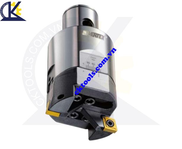 Đầu dao doa thô ghép mảnh  VERTEX   VRB300-400C, VRB300-400T, VRB300-400S