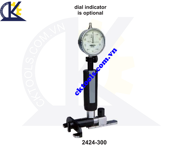 Đồng hồ đo lỗ  INSIZE    2424-300  ,  BORE  GAGES  FOR BLIND HOLES  2424-300