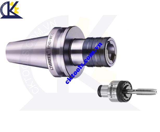 Bầu kẹp ta rô kiều collet thay nhanh  VERTEX  BT30-WF20 , BT40-WF20 , SK40-WF20
