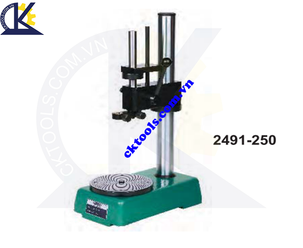 Đế gá đồng hồ INSIZE    2491-250 , STAND FOR SPLIT DIAL BORE GAGES  2491-250