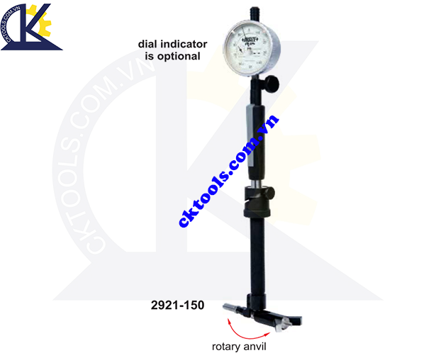 Đồng hồ đo lỗ  INSIZE     2921-150  ,  ROTARY BORE  GAGE  2921-150