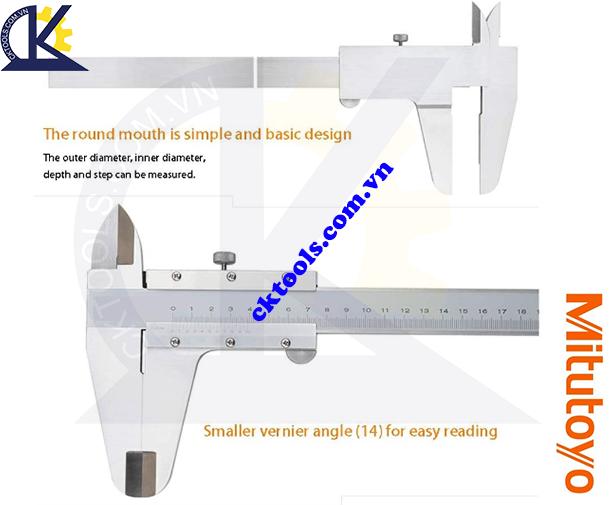 Thước cặp cơ khí Mitutoyo 0-1000mm/0.05mm 530-502, Thước cặp Mitutoyo 0-1000mm/0.05mm, Thước kẹp cơ khí Mitutoyo 0-1000mm/0.05mm, Thước Mitutoyo 0-1000mm/0.05mm