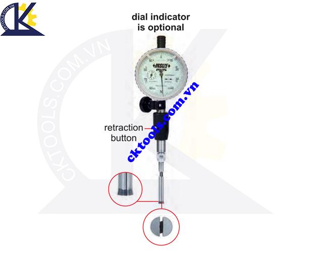 Đồng hồ đo lỗ  INSIZE  2429-20 , SPLIT TYPE  DIAL BORE GAGE SETS  FOR BLIND HOLES   2429-20
