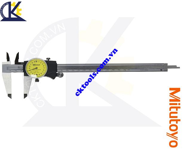 Thước cặp đồng hồ Mitutoyo 0-200mm/0.02, Thước cặp cơ khí Mitutoyo 0-200mm/0.02, Thước cặp đồng hồ 0-200mm/0.02mm, Thước Mitutoyo 0-200mm/0.02mm