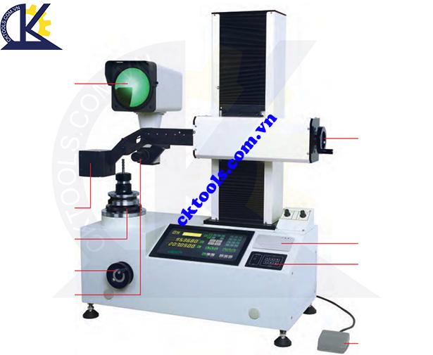 Máy chiếu biên dạng INSIZE TLP-P340 ,  TOOL PRESETTER (  PROJECTOR TYPE )  CODE  TLP-P340