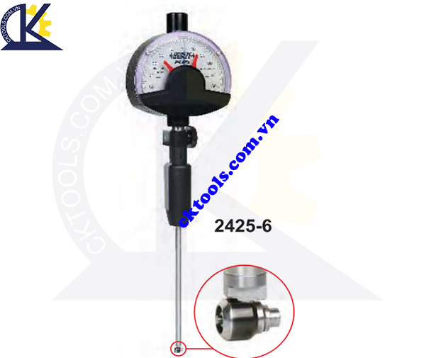 Đồng hồ đo lỗ  INSIZE  2425-6 ,  BORE GAGES   FOR  SMALL HOLES   2425-6