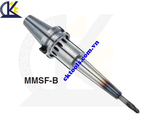 Đầu kẹp dao nhiệt NIKKEN NBT50-MMSF-B, Holder NIKKEN NBT50-MMSF-B, HIGH RIGIDITY TYPE HYBRID SHRINK-FIT HOLDER NBT50-MMSF-B