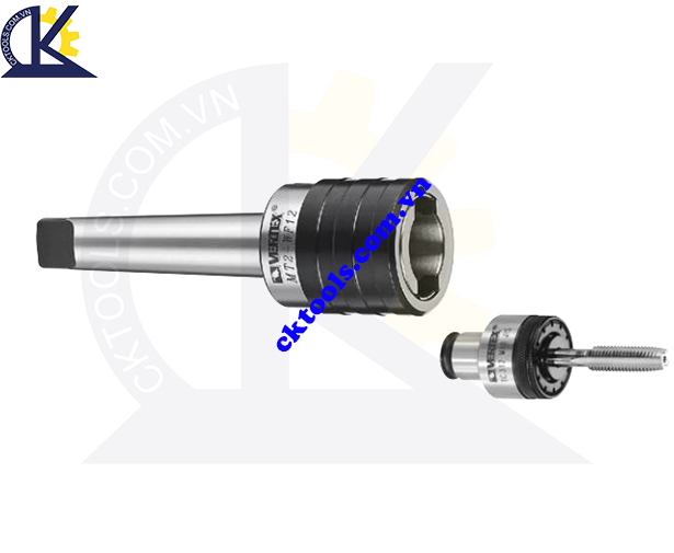 Bầu kẹp ta rô kiều collet thay nhanh  VERTEX  MT3-WF33 , MT4-WF33