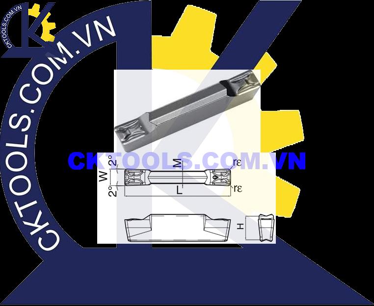 Insert Kyocera GDM3020N-040GM , Dao cắt Kyocera GDM3020N-040GM , Mảnh tiện Kyocera GDM3020N-040GM , Mũi dao tiện Kyocera GDM3020N-040GM, Mũi dao cắt GDM3020N-040GM