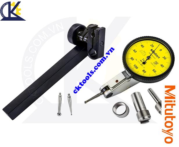 Đồng hồ so chân gập 0.2mm/0.002mm Mitutoyo, Đồng hồ Mitutoyo 0.2mm/0.002mm, Đông hồ so chân gập Mitutoyo 0.2mm/0.002mm, Đồng hồ rà Mitutoyo 0.2mm/0.002mm