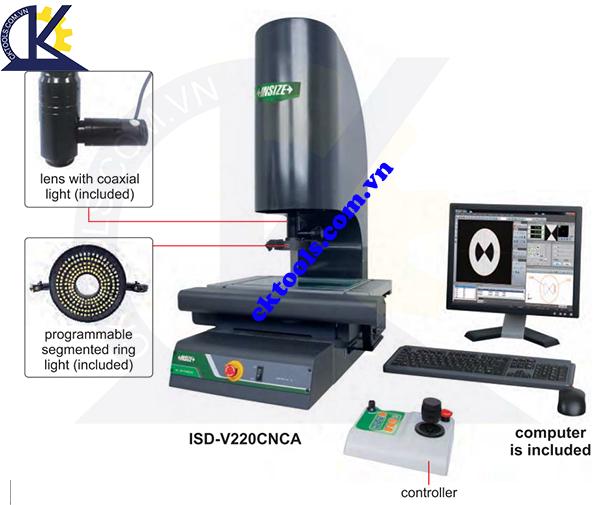 Máy đo CNC  INSIZE  ISD-V220CNCA  , CNC VISION MEASURING SYSTEMS   ISD-V220CNCA